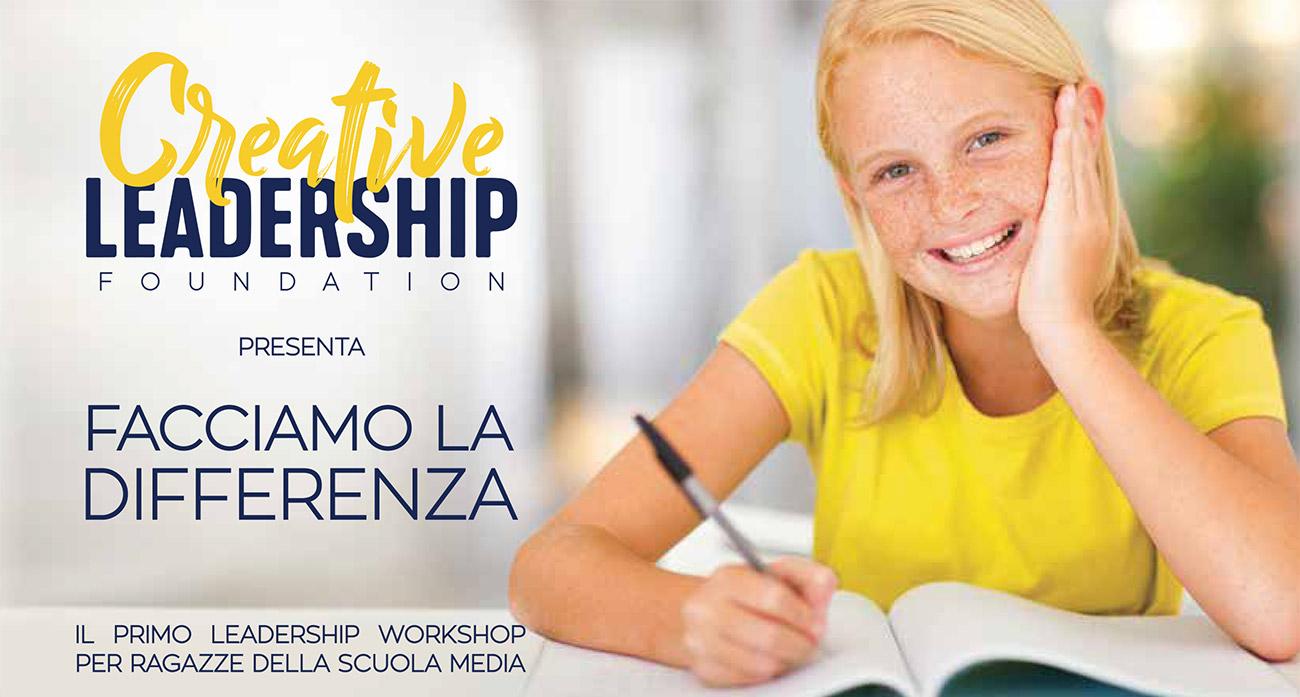 Facciamo la differenza workshop leadership